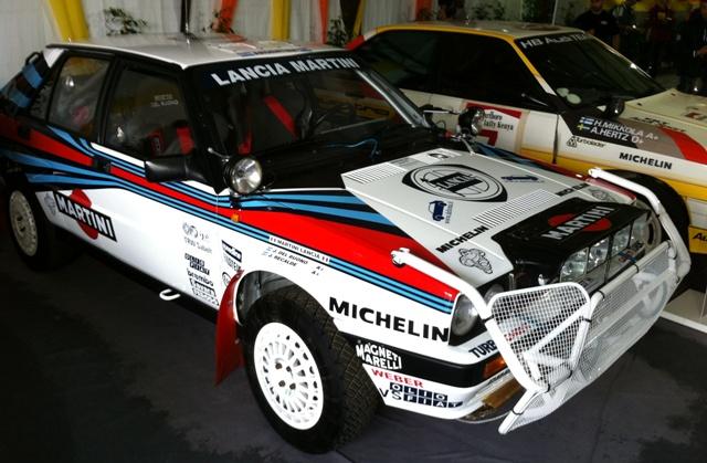 San Marino - Rallye Legend - octobre 2012 Photo13