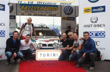 San Marino - Rallye Legend - octobre 2012 Photo14