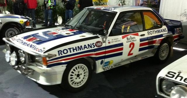 San Marino - Rallye Legend - octobre 2012 Photo312