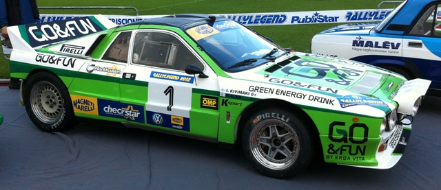 San Marino - Rallye Legend - octobre 2012 Photo_19