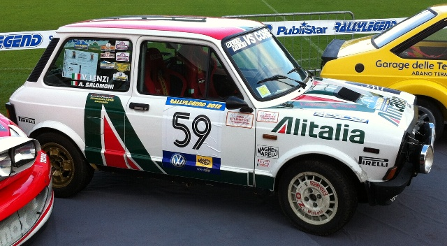 San Marino - Rallye Legend - octobre 2012 Photo_35