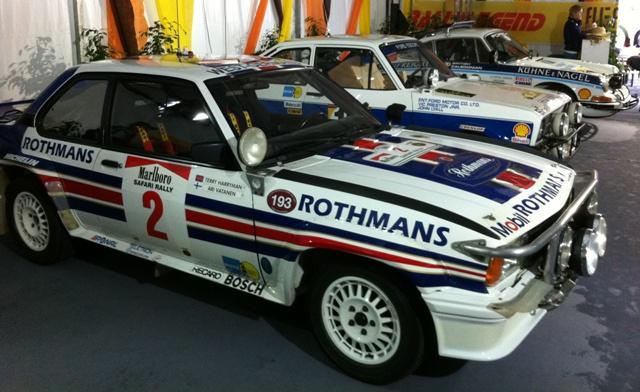 San Marino - Rallye Legend - octobre 2012 Photo_47
