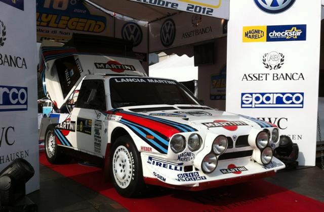 San Marino - Rallye Legend - octobre 2012 Photo_60