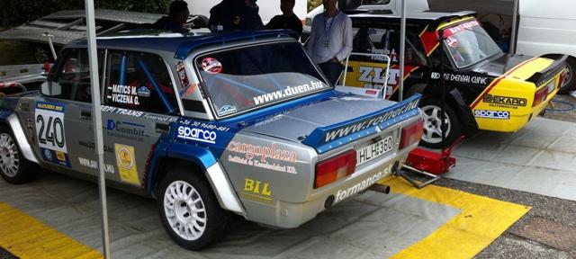 San Marino - Rallye Legend - octobre 2012 Photo_65