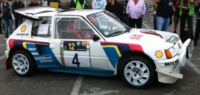 San Marino - Rallye Legend - octobre 2012 Photo_67