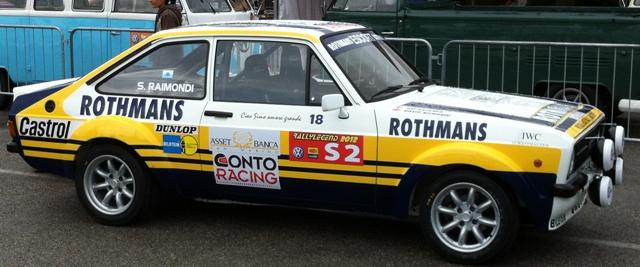 San Marino - Rallye Legend - octobre 2012 Photo_68