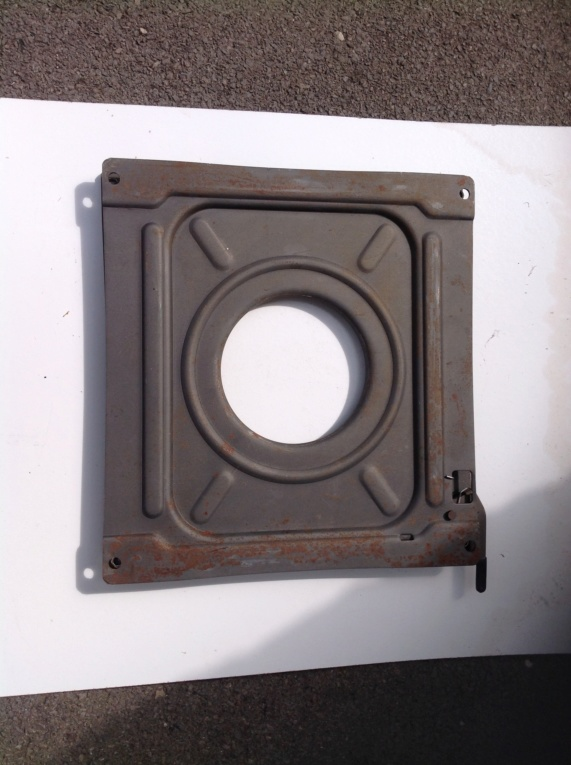 VW T4 Swivel Base – Passenger Side - For Sale Img_4312