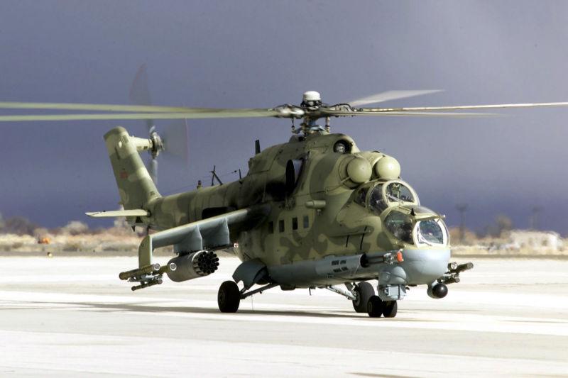 Mil Mi-24 in Pfiffelbach ........ Mil_mi10