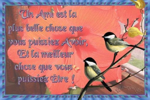 """Joyeux anniversaire """"  Petit coeur M@lou """". 33dd0c13"""