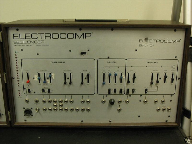 Electronic Music  Laboratories (E.M.L) 19402310