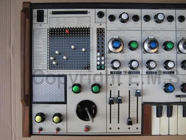Electronic Music Studio Ltd (E.M.S)  20pasf10