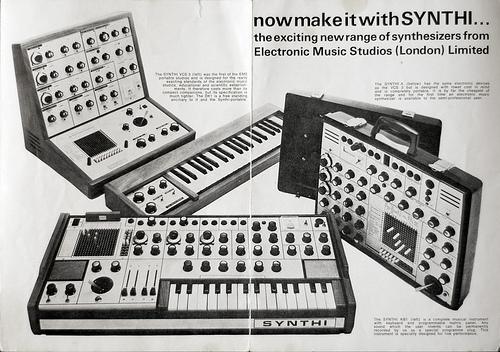 Electronic Music Studio Ltd (E.M.S)  42901710