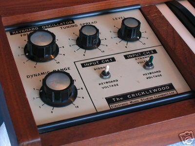 Electronic Music Studio Ltd (E.M.S)  A598_110