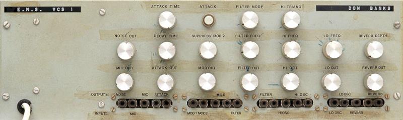 Electronic Music Studio Ltd (E.M.S)  Closeu11