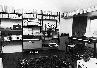 Electronic Music Studio Ltd (E.M.S)  Dbstud10