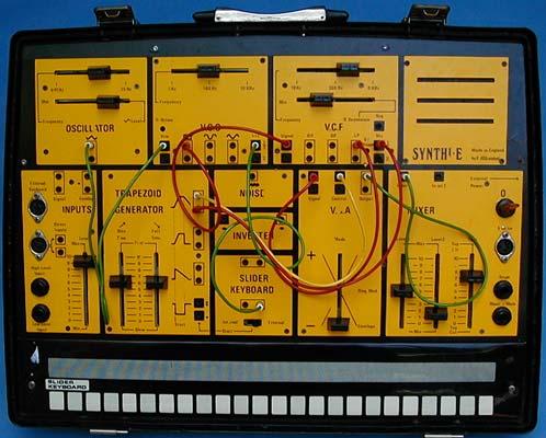 Electronic Music Studio Ltd (E.M.S)  Emssyn10