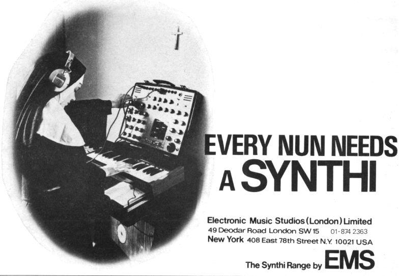 Electronic Music Studio Ltd (E.M.S)  Everyn10