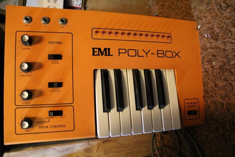 Electronic Music  Laboratories (E.M.L) I0001010