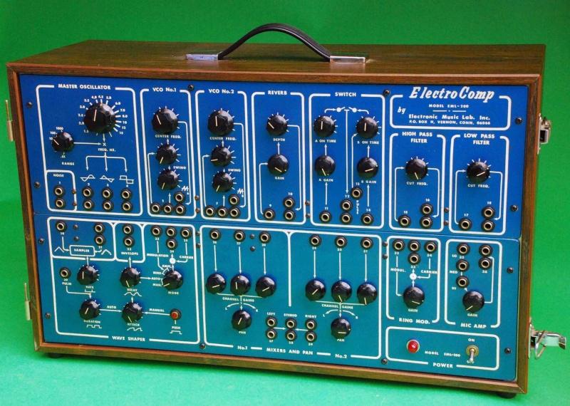 Electronic Music  Laboratories (E.M.L) Img57510