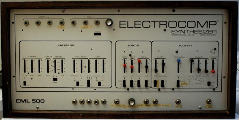 Electronic Music  Laboratories (E.M.L) Kgrhqf14