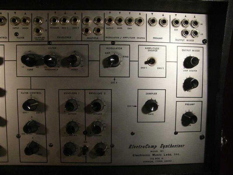 Electronic Music  Laboratories (E.M.L) Kgrhqn10