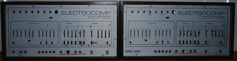 Electronic Music  Laboratories (E.M.L) Kgrhqv11