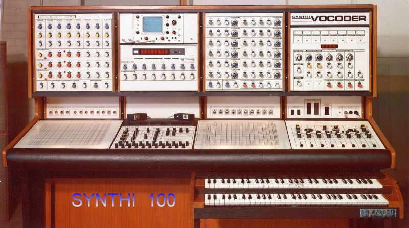 Electronic Music Studio Ltd (E.M.S)  Synthi11