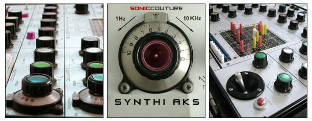 Electronic Music Studio Ltd (E.M.S)  Synthi12