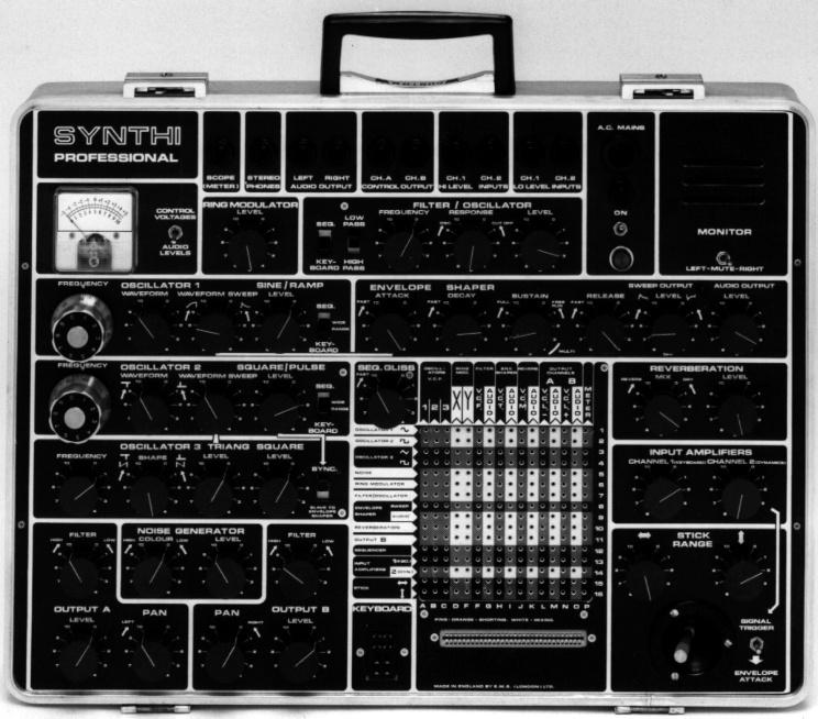 Electronic Music Studio Ltd (E.M.S)  Synthi13