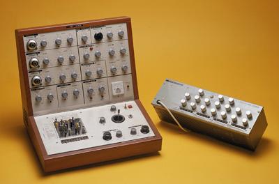 Electronic Music Studio Ltd (E.M.S)  Vcs1vc10