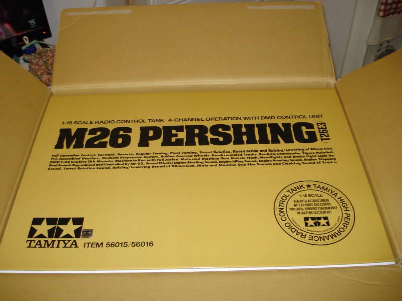 M26 Pershing Johnny il carro è arrivato. 04511