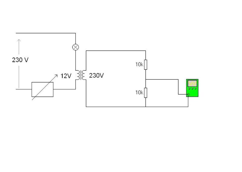 [Réalisation] Sonde différentielle pour oscilloscope Transf11
