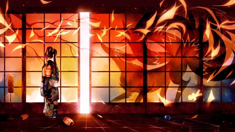 [Wallpaper] By biyeubau Fox910