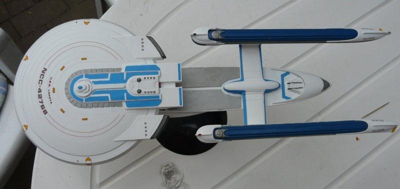 USS Enterprise -B 1/1000 : Excelsior class 110