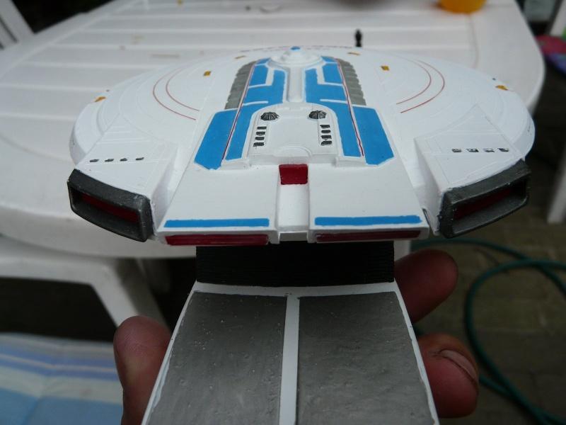 USS Enterprise -B 1/1000 : Excelsior class Back_s10
