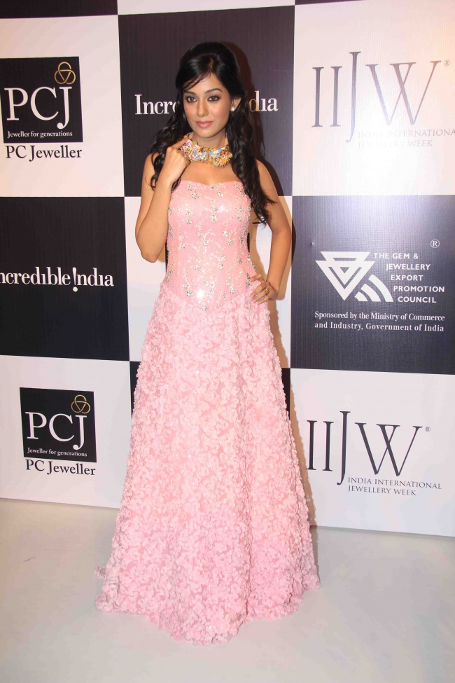 Amrita Rao Rwalk at Iijw Photo Gallery Amrita17