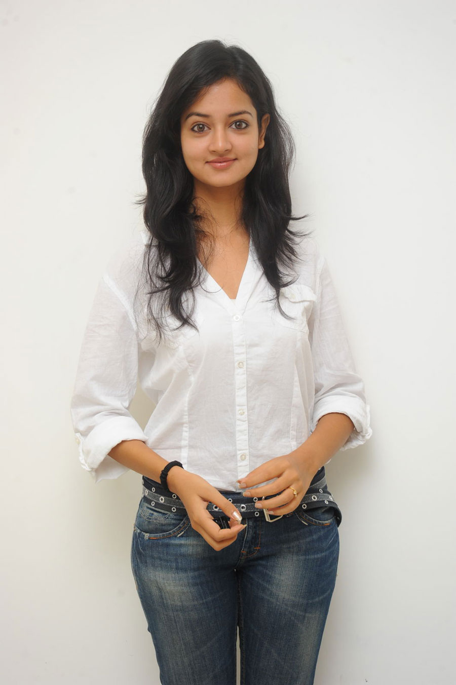 Shanvi Shoot in Adda Press Meet Photo Gallery Sanvi-18