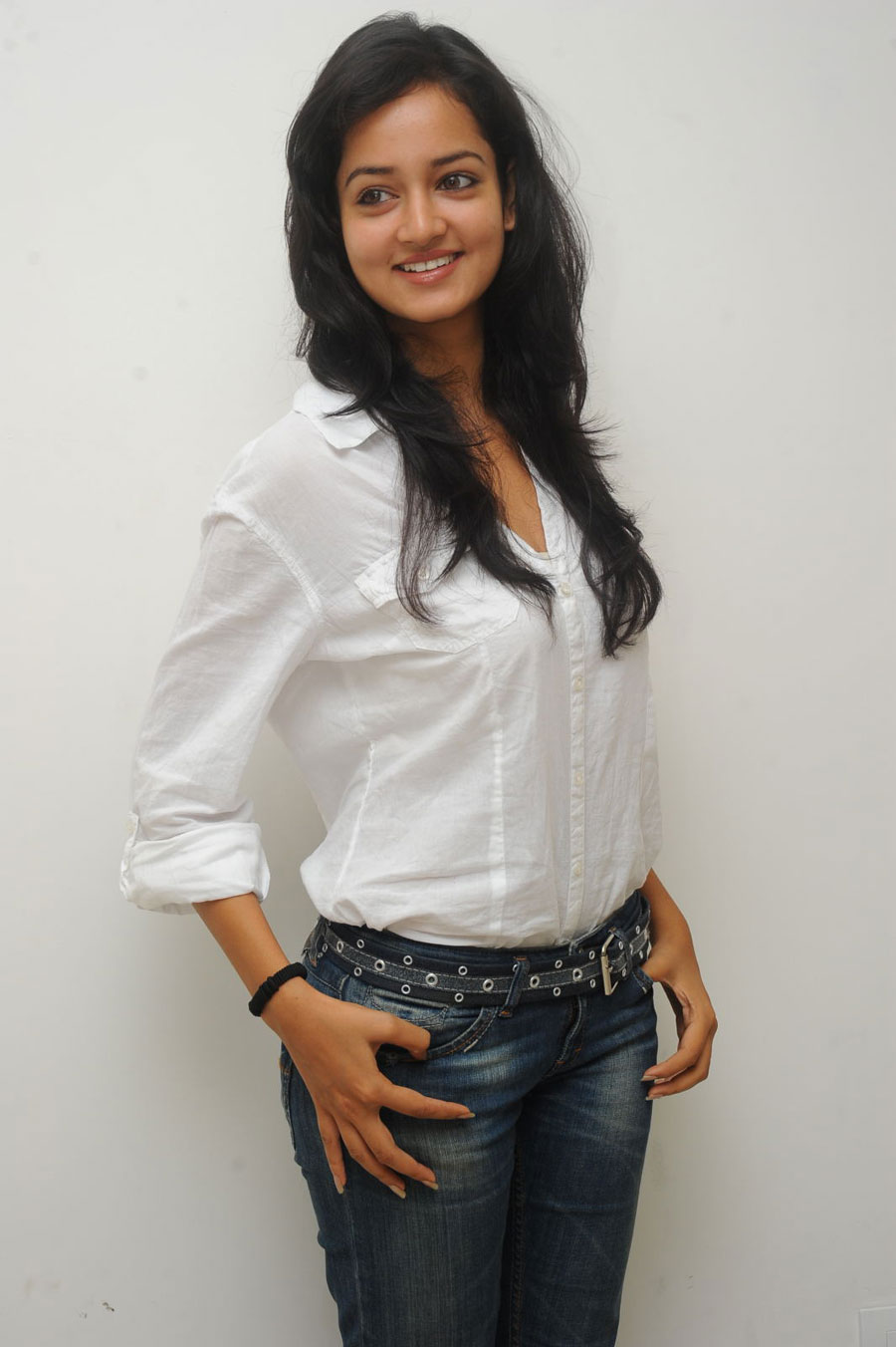 Shanvi Shoot in Adda Press Meet Photo Gallery Sanvi-25