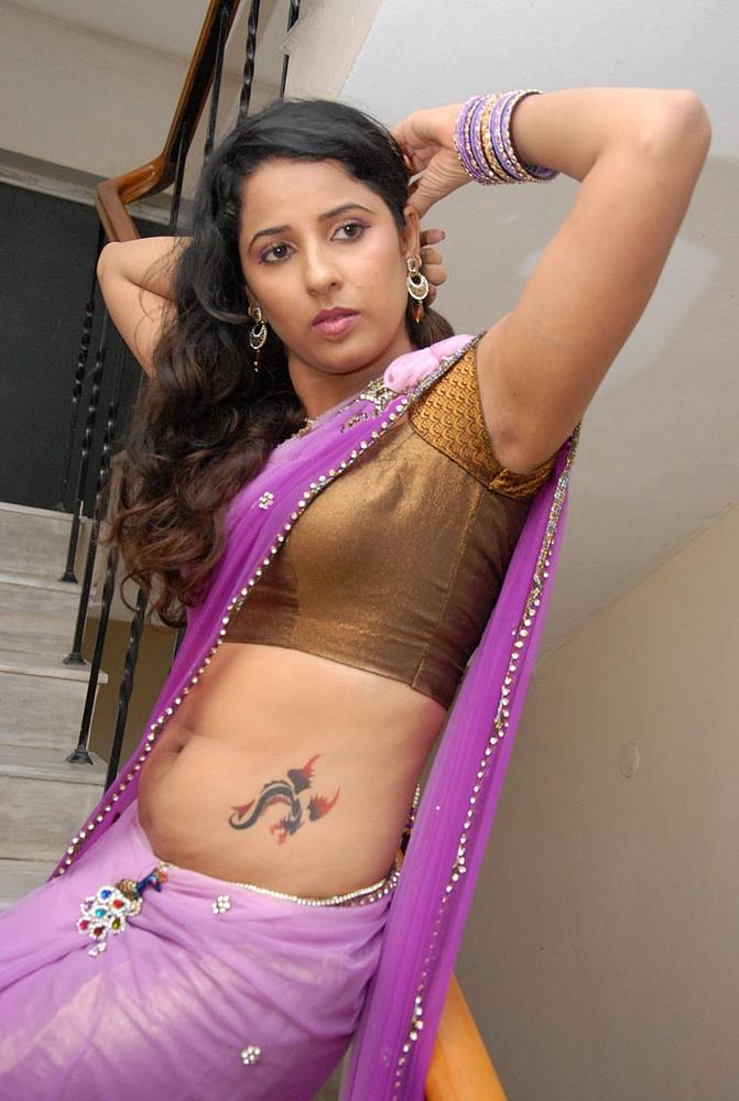 Shravya Reddy with Tattoo Photo Set Shravy11