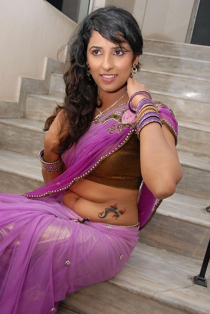 Shravya Reddy with Tattoo Photo Set Shravy20