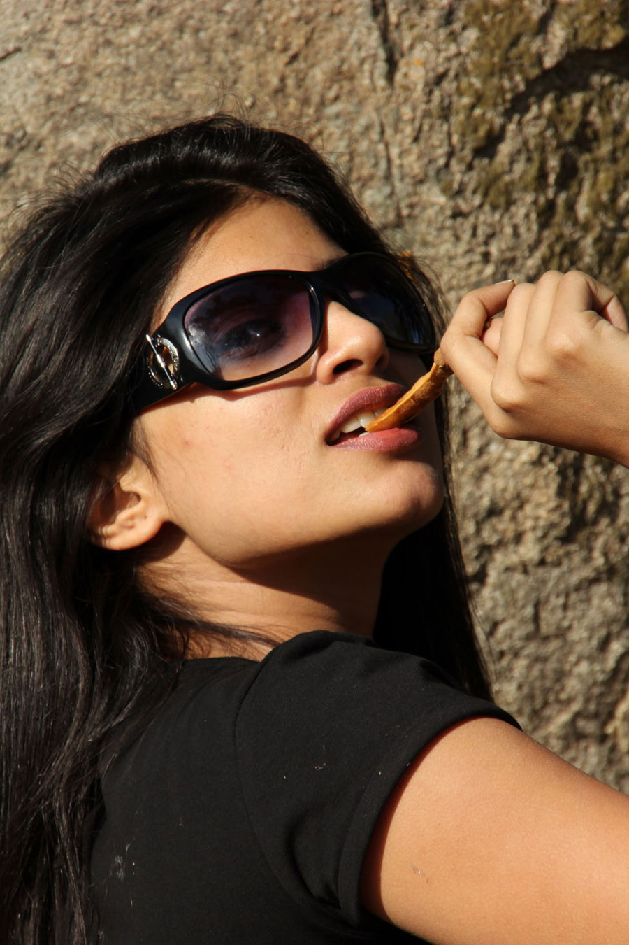 Shwetha Pandit from Theater Lo Movie Photo Gallery Swetha20