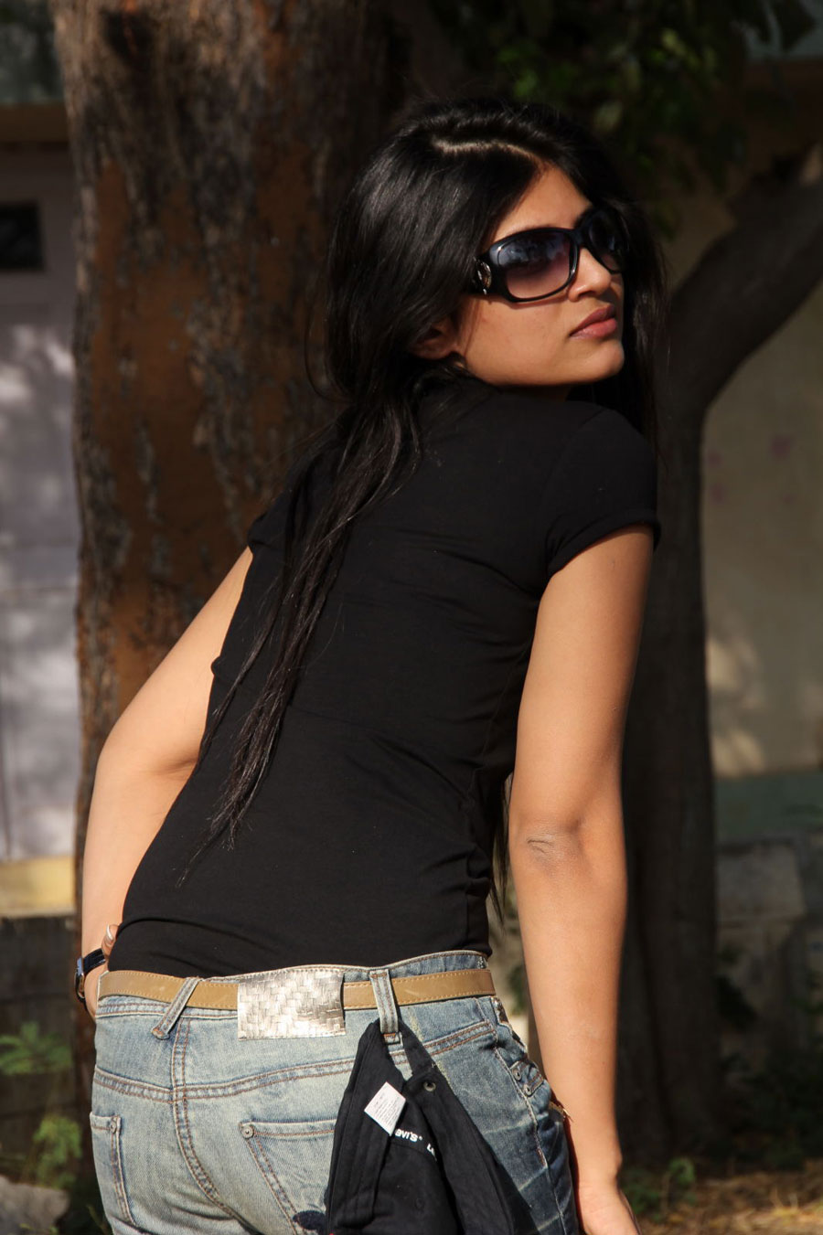 Shwetha Pandit from Theater Lo Movie Photo Gallery Swetha22