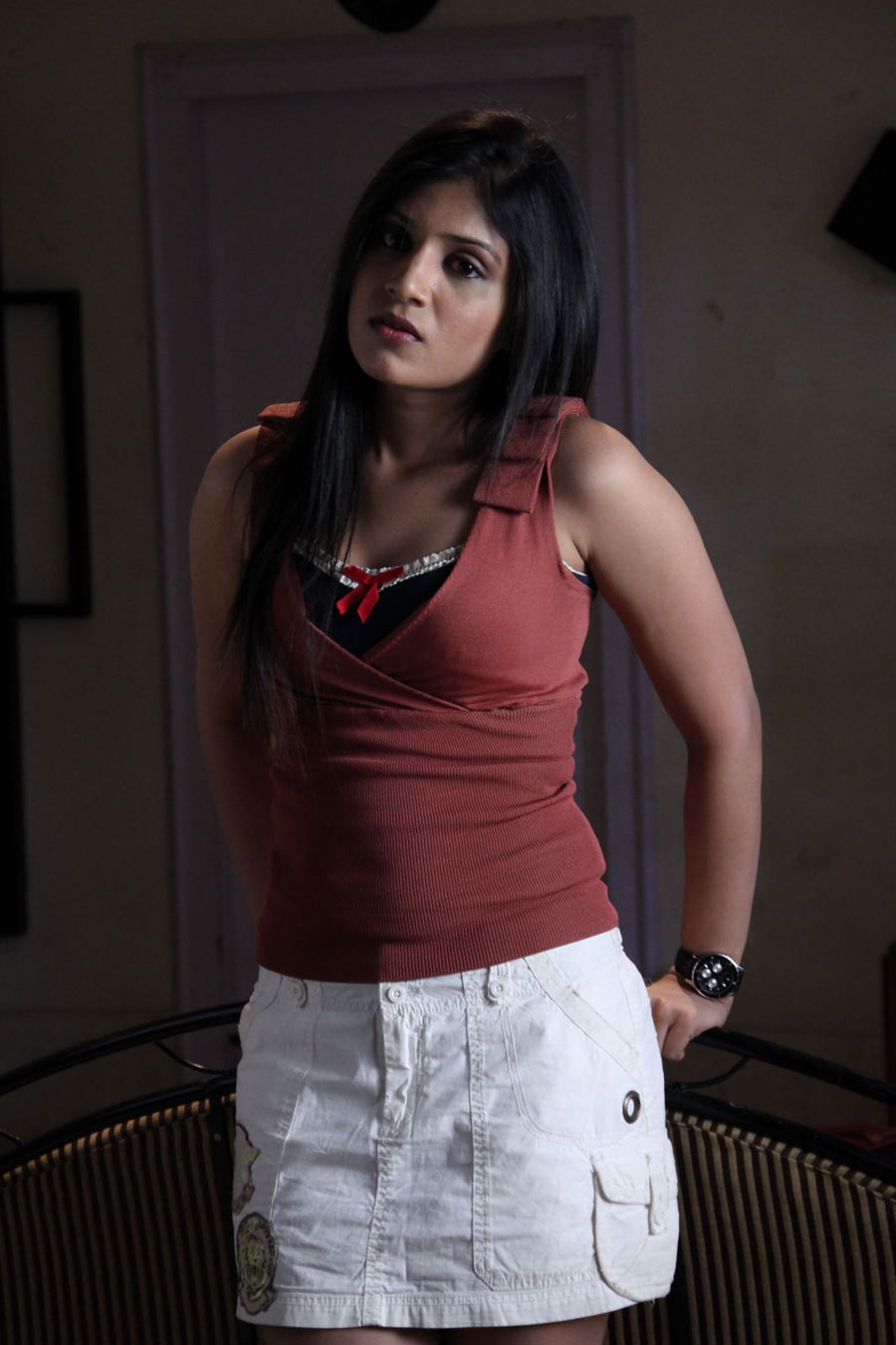 Shwetha Pandit from Theater Lo Movie Photo Gallery - Page 2 Swetha26
