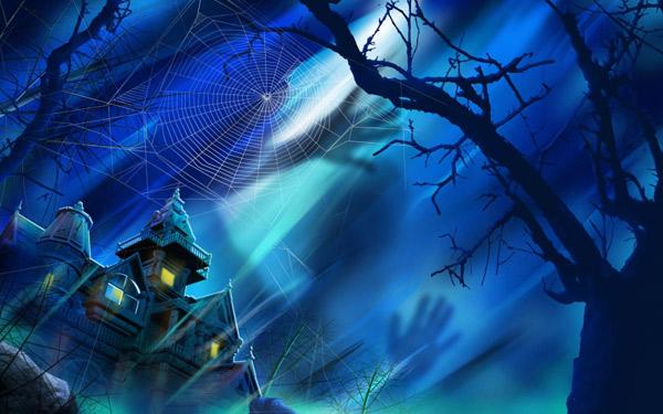 Загадочный дом с приведениями Hallow11