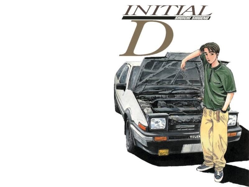 [Seinen]Initial D Initia10