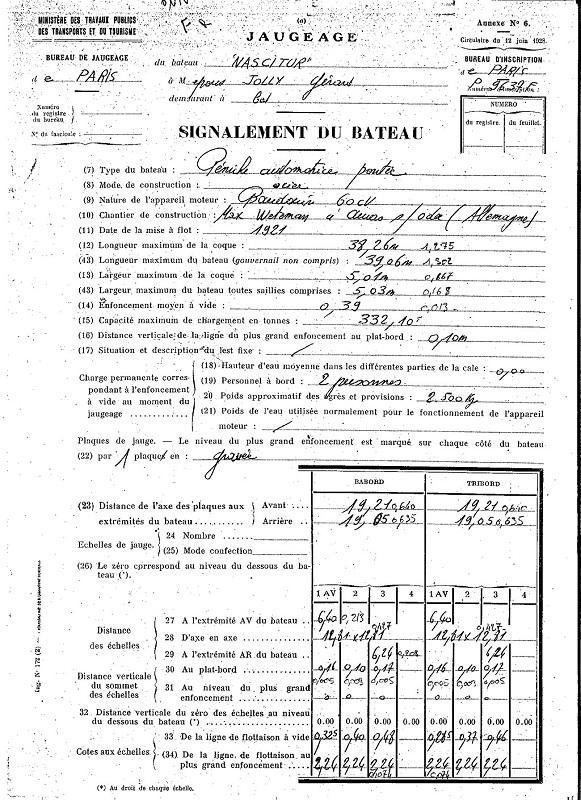 Ma Péniche SAUCLAU (NASCITUR - RC Modelism - 1997) Nascit14