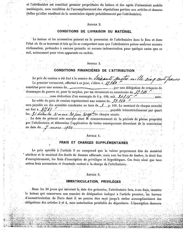 Ma Péniche SAUCLAU (NASCITUR - RC Modelism - 1997) Nascit17