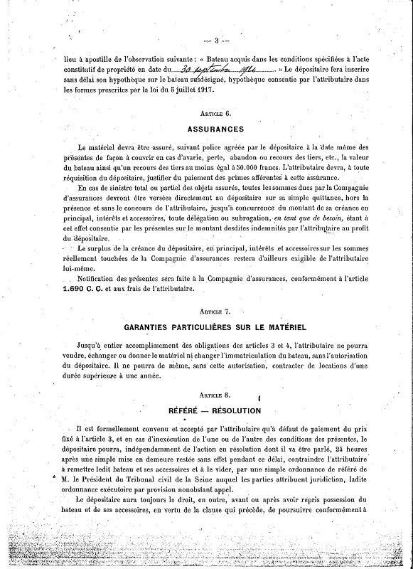 Ma Péniche SAUCLAU (NASCITUR - RC Modelism - 1997) Nascit18