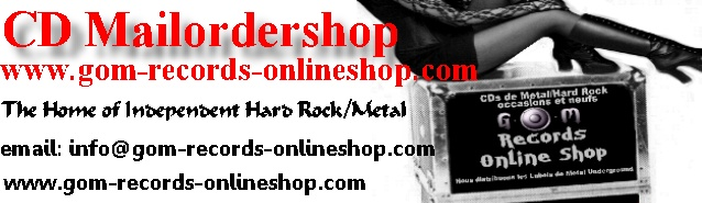 GOM Records Onlineshop Banner16