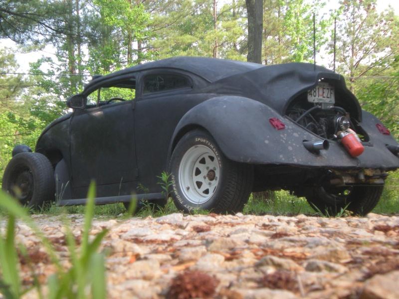 """My 72 Sedan Volksrod  """"Black Lassie""""  Dscn0211"""